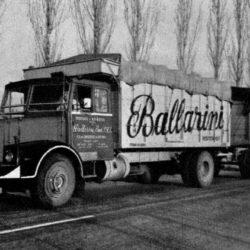 Pioneros: La familia Ballarini