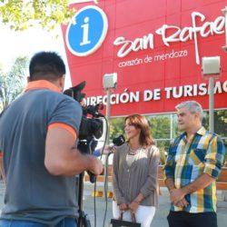 Enojo en San Rafael porque Aerolíneas cambia horario del vuelo con Buenos Aires