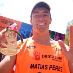 Matías Pérez ganó el Pentatuel