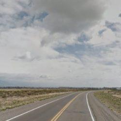 San Carlos: intentó repartir $130 mil con policías luego volcar en camión