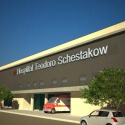 Llaman a licitación para ampliar el Hospital Schestakow