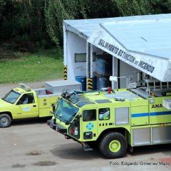 La ANAC entregó equipamientos para los SSEI de 27 aeropuertos