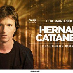 Hernán Cattaneo: Después del Colón a Mendoza