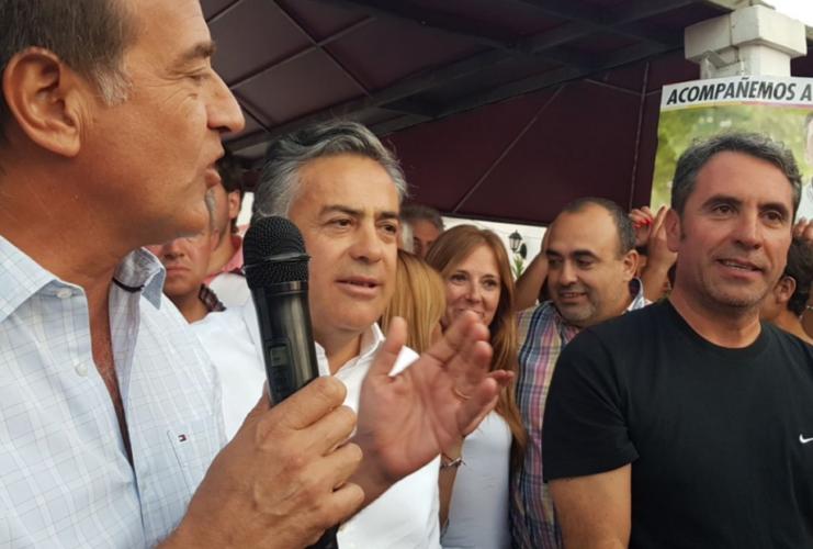 San Carlos: Difonso y Cornejo ganaron las elecciones municipales