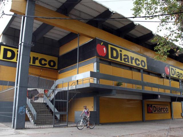 El mayorista Diarco cerró la principal sucursal en Mendoza