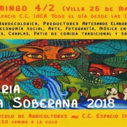 Feria La Soberana 2018