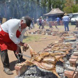 Malargüe presenta la Fiesta Nacional del Chivo y su Vendimia departamental