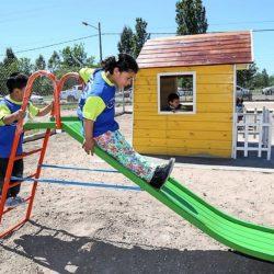 Mas de 2.000 niños de los jardines maternales de San Rafael a las aulas