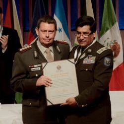 Gerardo Otero asumió  como Presidente de AMERIPOL