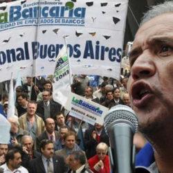 """Bancos cedieron la """"claúsula gatillo"""", pero gremio ratificó paro del viernes: """"La oferta de un 9% de suba salarial es provocativa"""""""