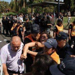 San Juan: Brutal represión de Uñac a estudiantes y movimientos sociales