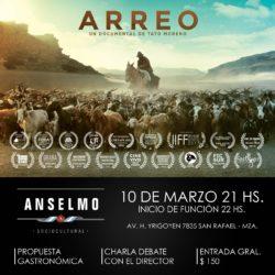 """Arreo"" el multipremiado documental vuelve a San Rafael"