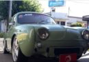 Único: Renault Gordini 2.2 Turbo…vuela