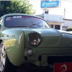 Único: Renault Gordini 2.2 Turbo...vuela