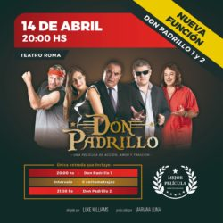 Vuelve Don Padrillo