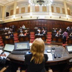 Iniciativa para promover y sustentar la industria audiovisual volvió a Diputados