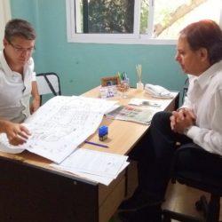 Anteproyecto de construcción de edificios de las escuelas Papernó y Chimeno Codó