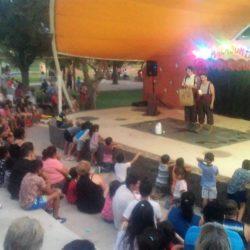 Malajunta circus, artistas de calle