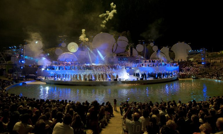Este fin de semana en Mendoza, llegan tres noches de Vendimia y 850 artistas en escena