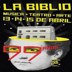 99 años del Centro Cultural Argentino Biblioteca Popular Mariano Moreno
