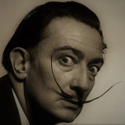 Muestra de Dalí en San Rafael