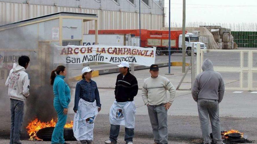 La Campagnola despidió a 200 trabajadores en San Martín y San Rafael