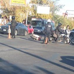 Nuevo incidente de tránsito