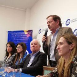 Marcos Niven asumió la presidencia del Partido Demócrata