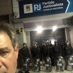 Gioja apeló intervención del PJ Nacional