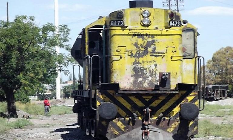 Inauguran en Palmira el primer centro logístico para trenes de Cuyo