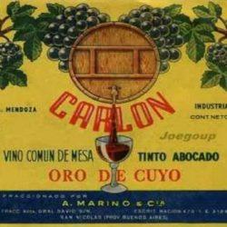 """¿Qué era el vino """"Carlón""""?"""