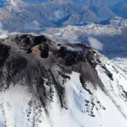 Volcán Chillán: Alerta Naranja por aumento de sismos