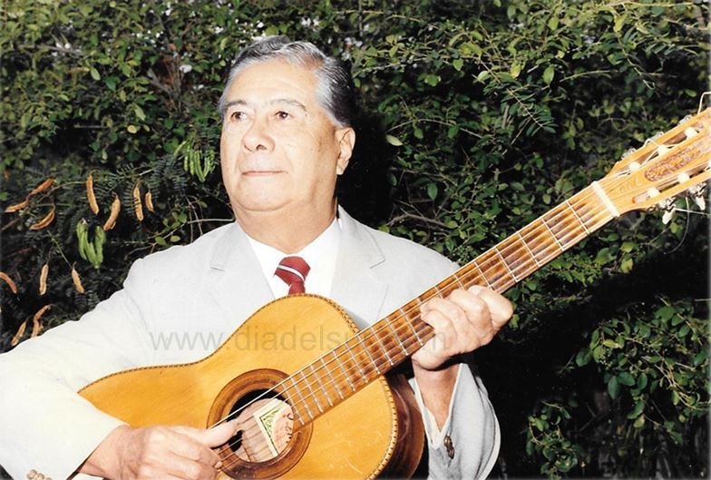 Antonio Gallardo Folklorista Cuyano