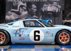 Ford GT40 Continuation: regresa la peor pesadilla de Ferrari y Porsche en edición limitada de 50 coches