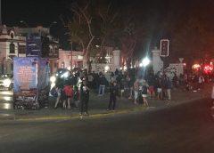 Así se vivió el potente sismo en la región de Coquimbo.Video