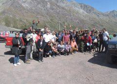 Integrantes de Comité Paso Las Damas visitaron Malargüe