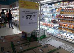 No hay desabastecimiento de leche afirman desde el gobierno