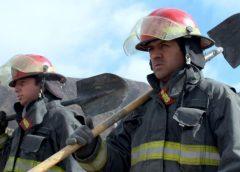Viento Zonda e incendios en distintos puntos turísticos de Mendoza